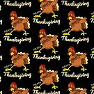 «pavo de acción de gracias» de gossiprag