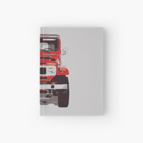 1981 Toyota Land Cruiser FJ40 Hardcover Journal