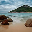 """""""Two Peoples Bay-Albany W.A"""" by Heather Thorning"""