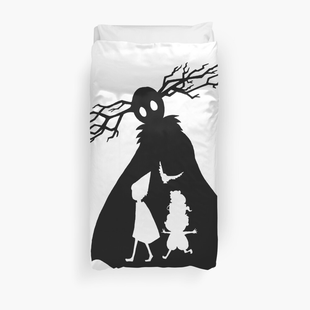 The Belly of the Beast Duvet Cover