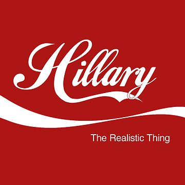 Hillary: The Realistic Thing by AndrewACaldwell