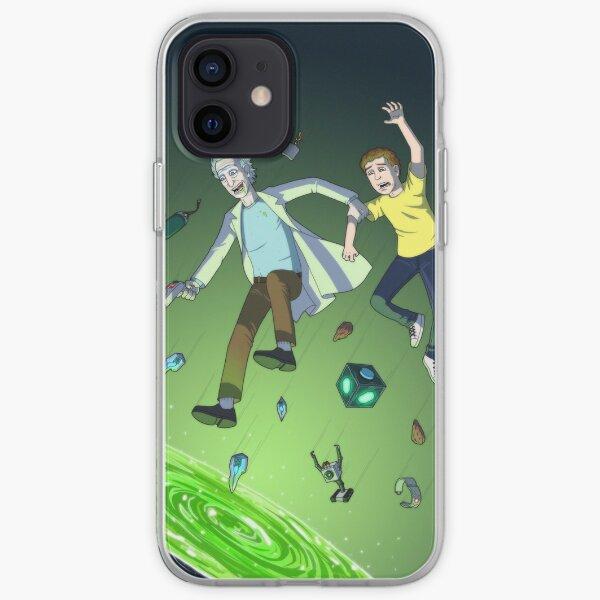 Oh Jeez, Rick! iPhone Soft Case