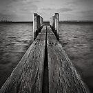 Geraldton Boat Ramp by Pene Stevens