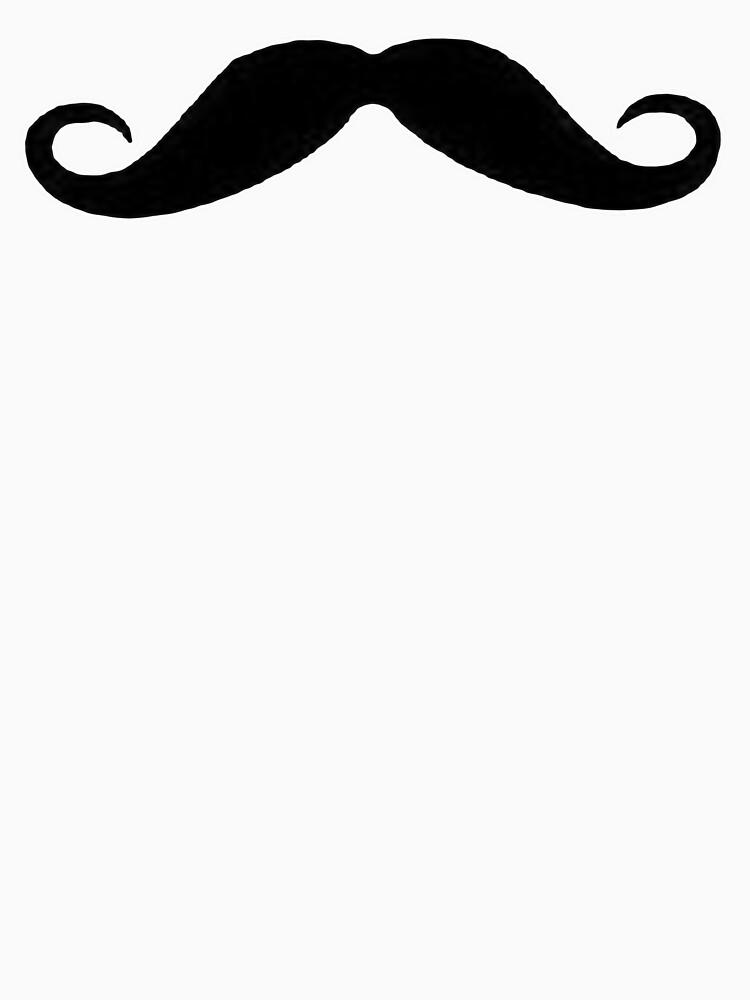 Moustache | V-Neck