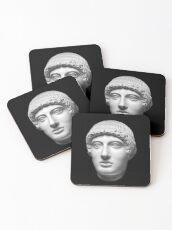 god Apollo aka Apollon Coasters