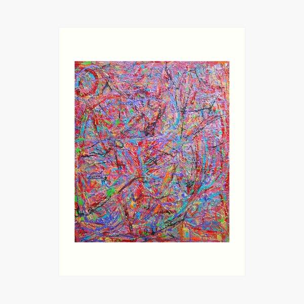 A New Paradigm of Consciousness Art Print