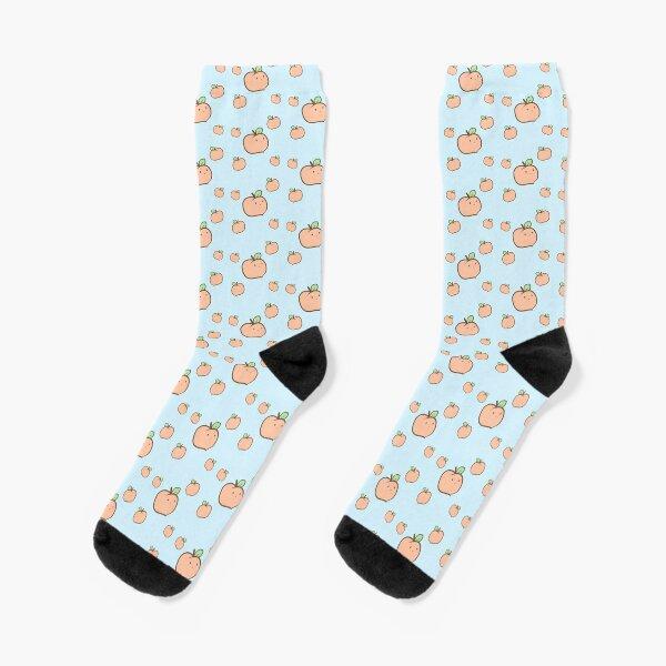 Peachy! Socks