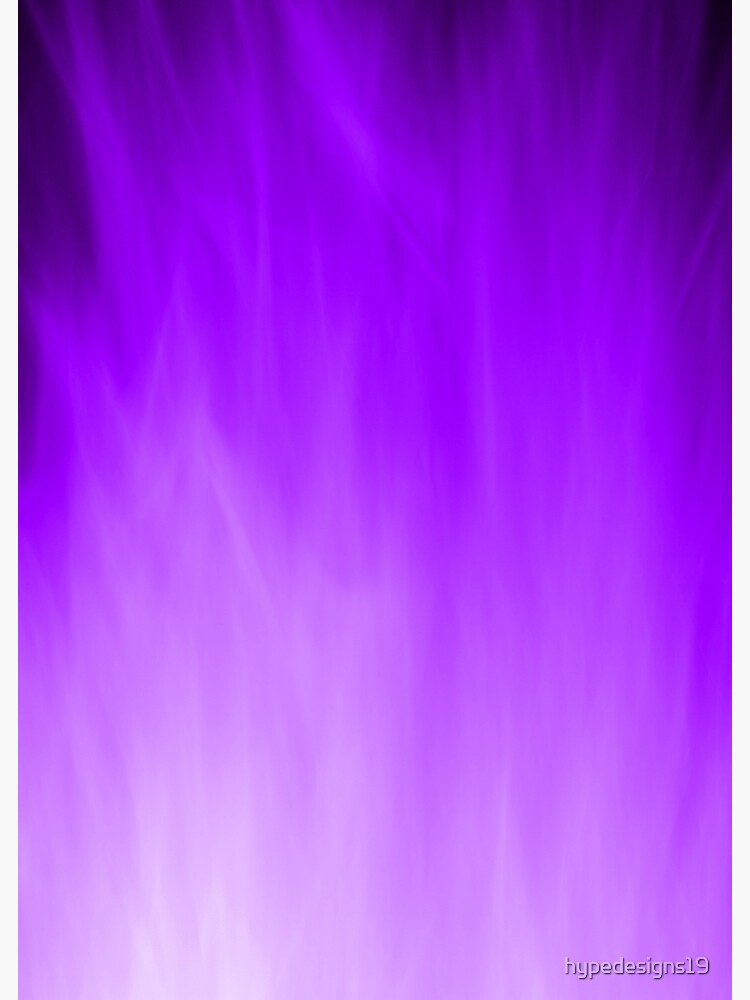 Purple Flames Cool Unique Fire Design Greeting Card By Hypedesigns19 Redbubble
