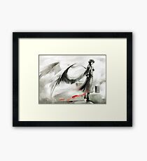 One More Miracle Framed Print