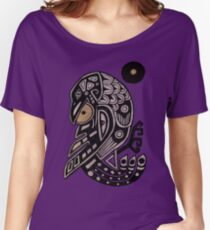 Ravens Steals the Sun Women's Relaxed Fit T-Shirt