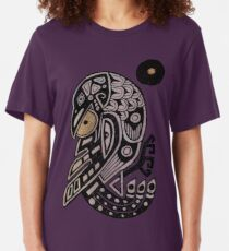 Ravens Steals the Sun Slim Fit T-Shirt