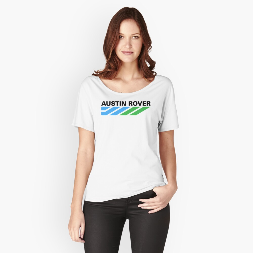NDVH Austin Rover Relaxed Fit T-Shirt