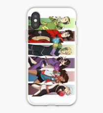 Kids These Days iPhone Case