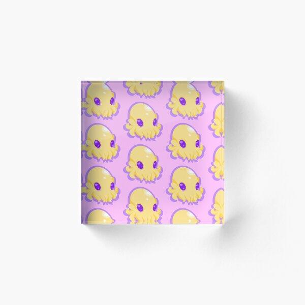Lil Squiggy Acrylic Block