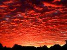 Blazing Autumn Sky by John Carpenter