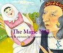 The Magic Doll Book Cover Design by Cameron Hampton