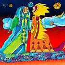 Dragon Mother by Lyuda