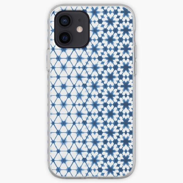 Shibori via Morocco iPhone Soft Case