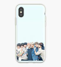 BTS/Bangtan Sonyeondan - Group Fanmeet iPhone Case