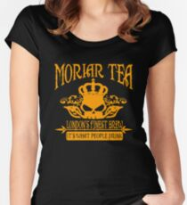 Moriar Tea Women's Fitted Scoop T-Shirt