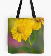 Carefree Coreopsis Tote Bag