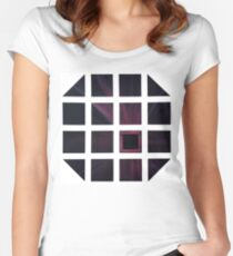 Desolate Madness Women's Fitted Scoop T-Shirt