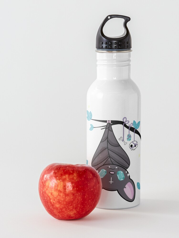 Alternate view of Sparkly Bat Water Bottle