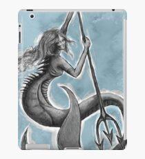 Grey Scale iPad Case/Skin