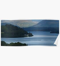 Loch Awe Poster