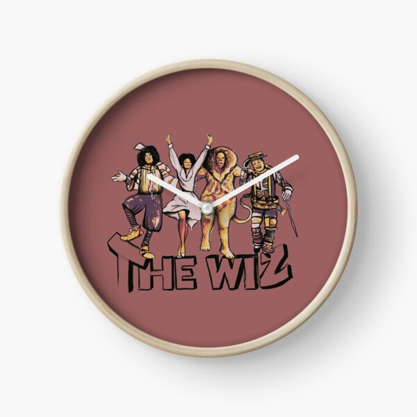 The Wiz Ya'll Clock