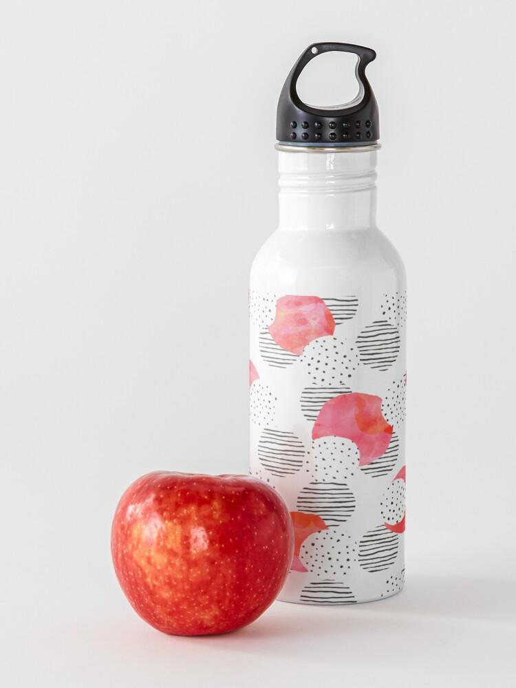 Alternate view of Flamingo Pink Water Bottle