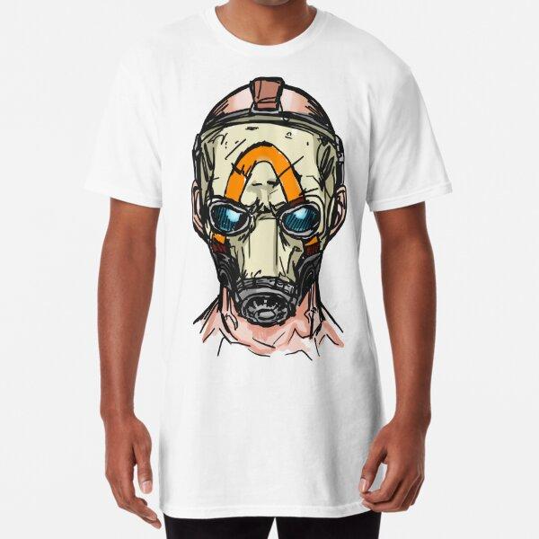 Borderlands 3 Psycho Mask Camiseta larga