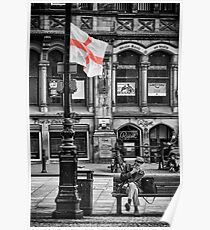 Made in England Poster
