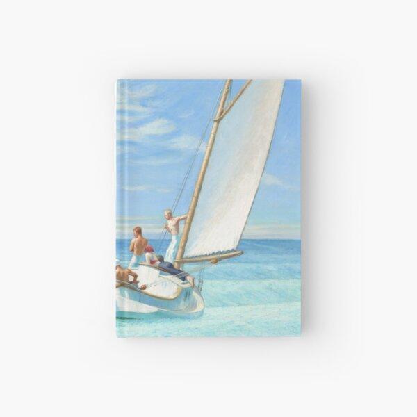 Ground Swell - Edward Hopper Hardcover Journal