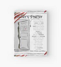 Soldier's Prayer ~ Ginkelmier Hardcover Journal