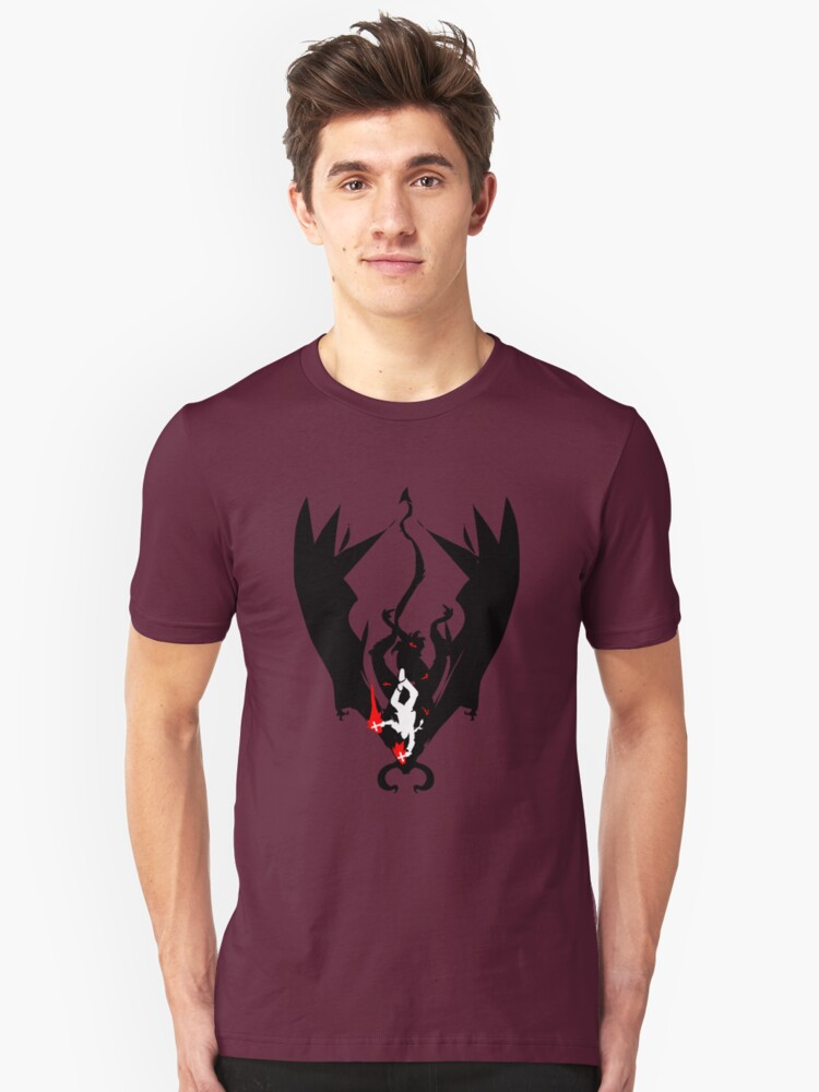 Last Stand in Hell - the Battle (no logo) Unisex T-Shirt Front