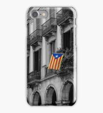 Barcelona - Estelada iPhone Case/Skin