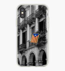 Barcelona - Estelada iPhone Case