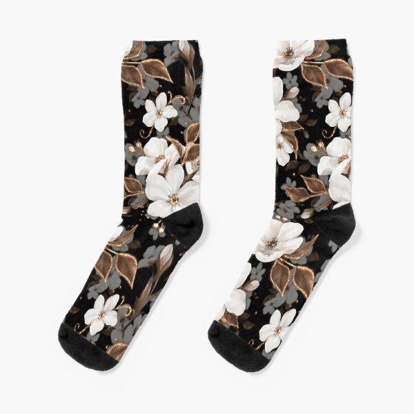 Apple flowers Socks