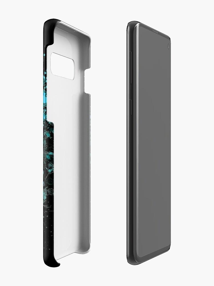 Alternate view of Exalt Splatter Case & Skin for Samsung Galaxy