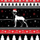 Great Dane Ugly Christmas von ilovepaws