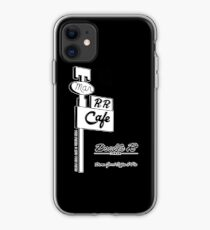 Double R Diner - Twin Peaks iPhone Case