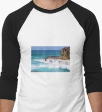 Coastline Men's Baseball ¾ T-Shirt