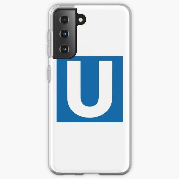 U-Bahn Berlin Samsung Galaxy Soft Case