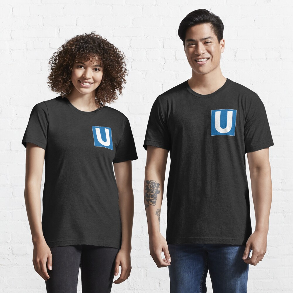 U-Bahn Berlin Essential T-Shirt