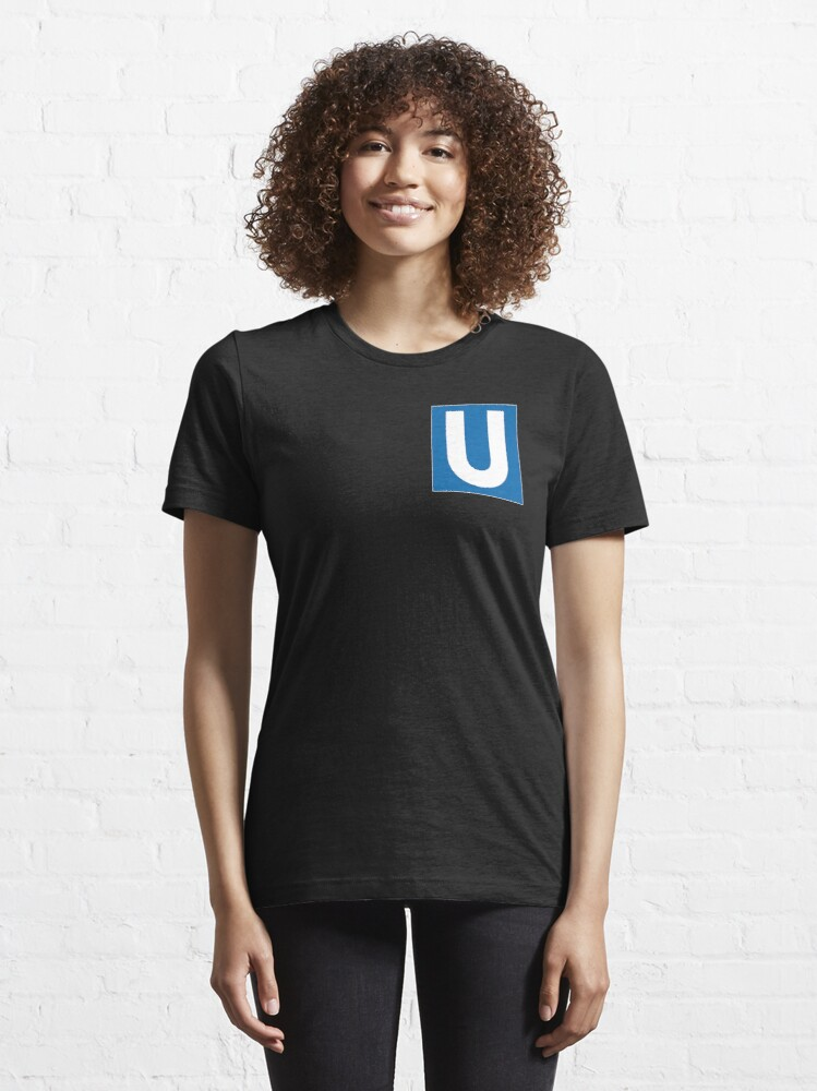 Alternate view of U-Bahn Berlin Essential T-Shirt