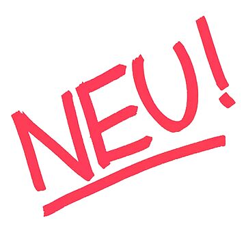 Neu Logo by SenorFreshco