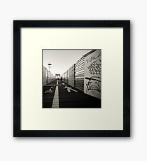 A New Beginning for Brooklyn Framed Print