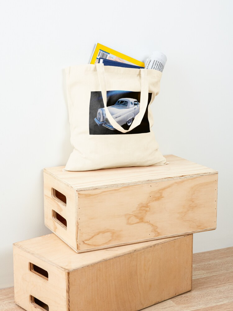 Alternate view of 1956 Ford Thunderbird / Continental Tote Bag