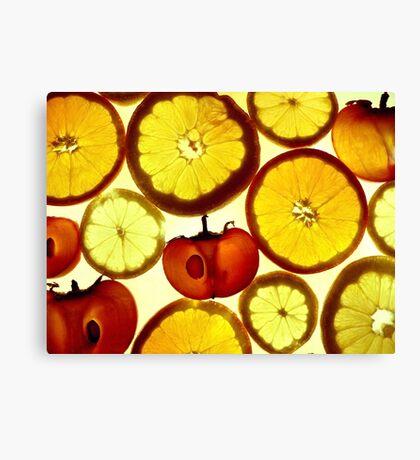 Fruit Land Canvas Print